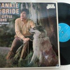 Discos de vinilo: FRANKIE MCBRIDE -FIVE LITTE FINGERS -LP 1967 -EDICION INGLESA. Lote 195996788
