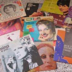 Disques de vinyle: LO MEJOR DE LA GRANDÍSIMA MINA. Lote 195998602