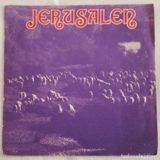 Discos de vinilo: SINGLE / MICKY / JERUSALEN - ME OH! MY 1972. Lote 196020540