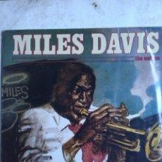 Discos de vinilo: MILES DAVIS - THE UNIQUE VOL II. Lote 196037141
