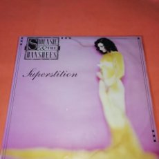 Discos de vinilo: SIOUXIE & THE BANSHEES. SUPERSTITION. POLYDOR RECORDS 1991. Lote 196054120