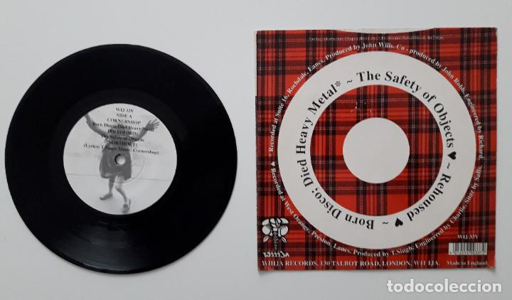 Discos de vinilo: Cornershop , Born disco: Died Heavy metal - Raro - - Foto 2 - 196054366