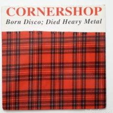 Discos de vinilo: CORNERSHOP , BORN DISCO: DIED HEAVY METAL - RARO -. Lote 196054366