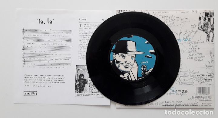 Discos de vinilo: Linus- Super golgotha crucifixion scene -Raro - - Foto 3 - 196055138