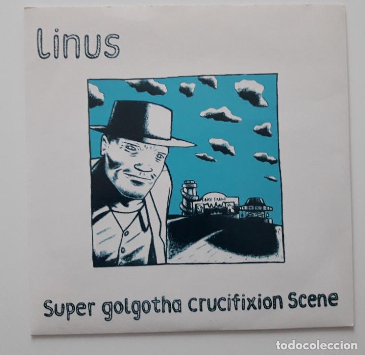 LINUS- SUPER GOLGOTHA CRUCIFIXION SCENE -RARO - (Música - Discos de Vinilo - EPs - Pop - Rock Internacional de los 90 a la actualidad)