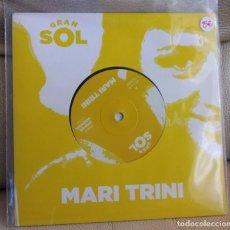Disques de vinyle: SINGLE GRAN SOL, LA SONRISA DE MARITRINI . Lote 196059187