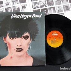 Discos de vinilo: NINA HAGEN BAND – NINA HAGEN BAND – VINILO 1983. Lote 196070201