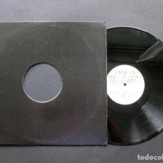 Discos de vinilo: AFRIKA BAMBAATAA & THE JAZZY 5 / THE KRYPTIC KREW FEATURING TINA B ?– JAZZY SENSATION – VINILO 1984. Lote 196071607