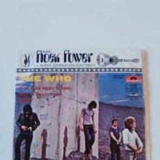 Discos de vinilo: THE WHO NO ME DEJARE ENGAÑAR WONT GET FOOLED AGAIN + 2 ( 1972 POLYDOR SERIE ROCK POWER MEXICO ). Lote 196080030