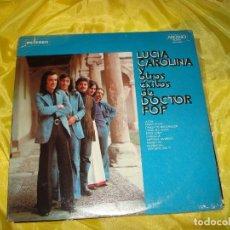 Discos de vinilo: LUCIA ,CAROLINA Y OTROS EXITOS DE DOCTOR POP. ARKANO, 1976. EDC. USA. PRECINTADO (#). Lote 196103586