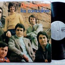 Discos de vinilo: LOS COMODINES - QUE SENSACION! - LP 1973 - DIRESA. Lote 196105198