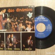 Discos de vinilo: DUO DINAMICO.ESCALA EN TENERIFE.1964. Lote 196110032