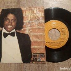 Discos de vinilo: MICHAEL JACKSON.NO PUEDO EVITARLO ETC..1979. Lote 196114516