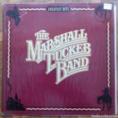 Discos de vinilo: THE MARSHALL TUCKER BAND. GREATEST HITS. CAPRICORN RECORDS 24 29 178 ST 33. ESPAÑA 1978. FUNDA EX.. Lote 196121043
