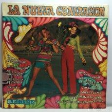 Disques de vinyle: LA NUEVA GENERACION, M/T (BELTER 1968). Lote 196125342