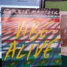 Discos de vinilo: HERBIE HANCOCK CBS 1988. Lote 196125666