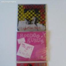 Discos de vinilo: THE HOODOO GURUS SINGLES SIX PACK LIMITED EDITION 6 SINGLES ( 1985 BIG TIME UK ) . Lote 196129708