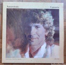 Discos de vinilo: CAMARON. AUTORRETRATO. GATEFOLD. 2 LP. PHILIPS 846 706-1. ESPAÑA 1990. FUNDA EX. DISCO EX.. Lote 196133632