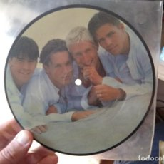 Discos de vinilo: PICTURE DISC -BAD BOYS INC.-SINGLE IMPORTADO- 2 TEMAS. Lote 196166475