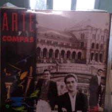 Discos de vinilo: ARTE Y COMPÁS. Lote 254464570