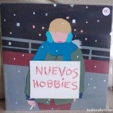 Disques de vinyle: EP NUEVOS HOBBIES, GRIPE . Lote 196189176
