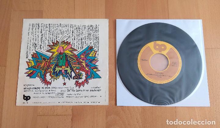 Discos de vinilo: SINGLE 7 BASURA NO SEAS LESBIANA MI AMOR ESPERANDO WC EDICION ORIGINAL 1978 BP INCREIBLE ESTADO - Foto 2 - 196191975