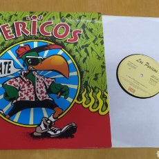 Discos de vinilo: LOS PERICOS MAXI SINGLE ME LATE 1995 SPAIN. Lote 196195670