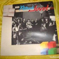 Discos de vinilo: PATRICK JUVET. MORT OU VIF. BARCLAY, 1976. EDC. FRANCIA. PORTADA ABIERTA. IMPECABLE (#). Lote 196199238