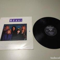 Disques de vinyle: 0320-HEART I DIDNT WANT TO NEED YOU SINGLE VIN 1990 POR VG ++ DIS VG+/++. Lote 196200063