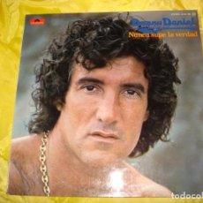 Discos de vinilo: DANNY DANIEL. NUNCA SUPE LA VERDAD. POLYDOR, 1978. IMPECABLE (#). Lote 196211721