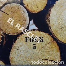 Discos de vinilo: SINGLE - F O L K 5 -. Lote 196218545