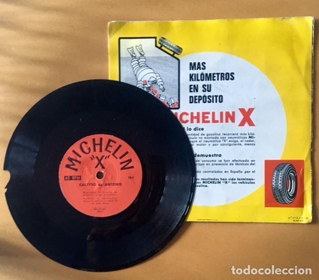 Discos de vinilo: MICHELIN X - DISCO FLEXIBLE - Foto 2 - 196230690