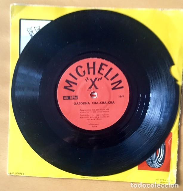 Discos de vinilo: MICHELIN X - DISCO FLEXIBLE - Foto 3 - 196230690
