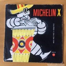 Discos de vinilo: MICHELIN X - DISCO FLEXIBLE. Lote 196230690
