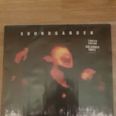 Discos de vinilo: VINILO DOBLE SOUNDGARDEN COLOR BLANCO ORIGINAL MEDIADOS DE LOS 90.. Lote 196231905