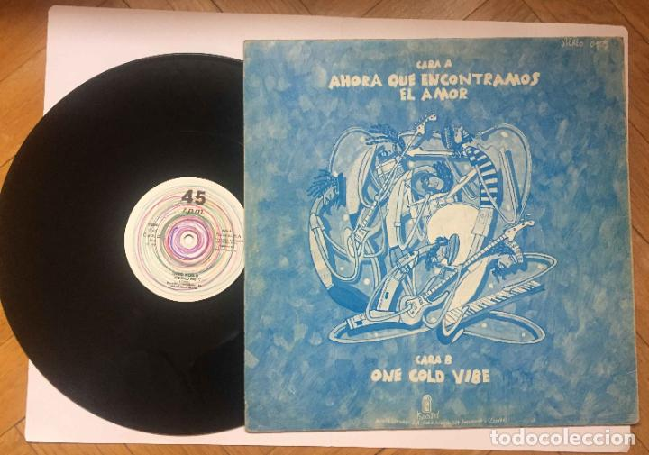 Discos de vinilo: THIRD WORLD: Maxi single promocional. ARIOLA, 1978 ¡COLECCIONISTA! - Foto 2 - 196233296