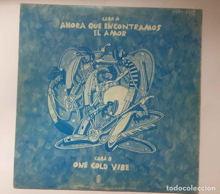 Discos de vinilo: THIRD WORLD: Maxi single promocional. ARIOLA, 1978 ¡COLECCIONISTA! - Foto 4 - 196233296