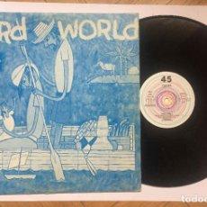 Discos de vinilo: THIRD WORLD: MAXI SINGLE PROMOCIONAL. ARIOLA, 1978 ¡COLECCIONISTA! . Lote 196233296