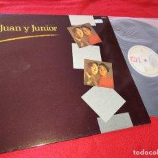 Disques de vinyle: JUAN Y JUNIOR LP 1985 ZAFIRO. Lote 196234452
