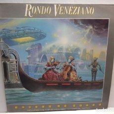 Discos de vinilo: LP-RONDO VENEZIANO- EN FUNDA ORIGINAL AÑO 1983. Lote 196246040