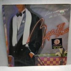 Discos de vinilo: LP-MARFIL- LAS CANCIONES DE TU VIDA EN FUNDA ORIGINAL AÑO 1982. Lote 196246232