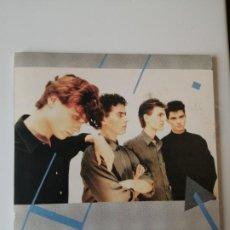 Discos de vinilo: SINGLE HEROES DEL SILENCIO 2007. Lote 196256402