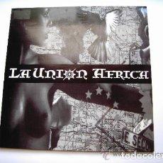 Discos de vinilo: LA UNION - AFRICA - MAXI-SINGLE SPAIN 1994. Lote 196265416