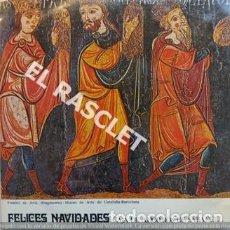 Discos de vinilo: SINGLE DE - NAVIDAD - FELICES NAVIDADES - RIN RIN - PANDERETA DE BELEN ECT -. Lote 196269330
