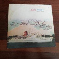 Discos de vinilo: ASSOCIATES-POPERETTA EP. MAXI. Lote 196274957