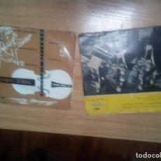 Discos de vinilo: PABLO SARASATE - LOTE 2 EPS !! !! ORG EDT SPAIN 1959 DENTSCHE GRAMMOPHON, PHILIPS. Lote 196276580