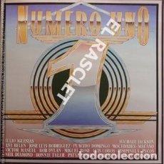 Discos de vinilo: MAGNIFICO DOBLE LP - NUMERO UNO - 1 -. Lote 196279511