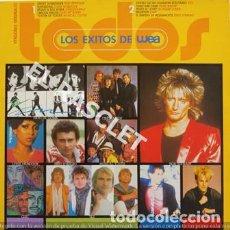 Discos de vinilo: MAGNIFICO LP - TODO LOS EXITOS DE WEA -. Lote 196279971