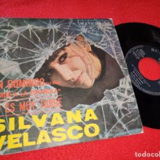Dischi in vinile: SILVANA VELASCO UN DOMINGO/NO ES MUY TARDE 7'' SINGLE 1967 RCA VICTOR AMOR A LA ESPAÑOLA BSO. Lote 196280882