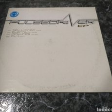 Dischi in vinile: PULSEDRIVER - PULSEDRIVER EP. Lote 196287031